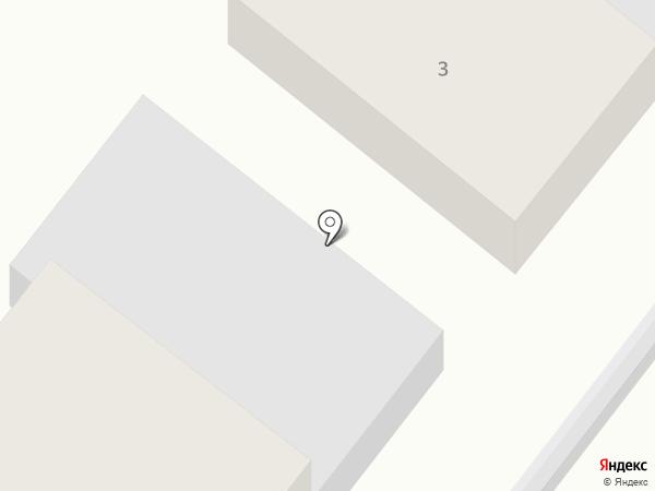 Костин на карте Суздаля