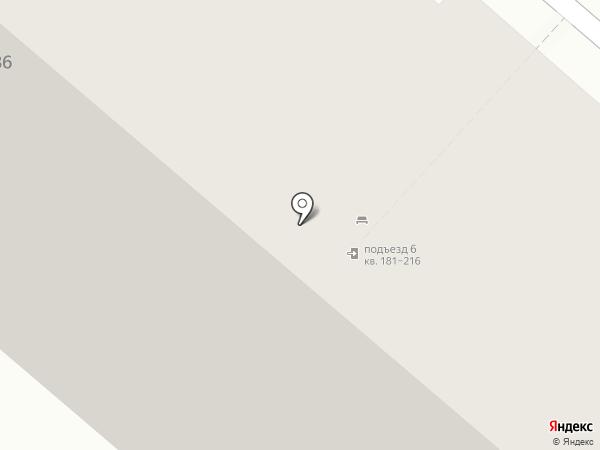 МалышОК на карте Владимира