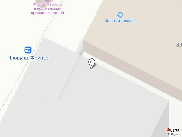 Тепличный, ГУП на карте Владимира