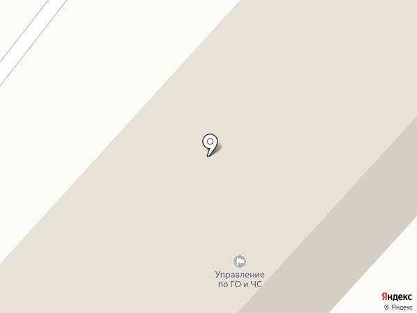 Спасатель на карте Владимира