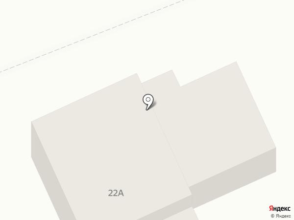 Магазин автозапчастей для ГАЗ на ул. Гоголя на карте Суздаля