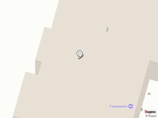 Стромынка-2 на карте Суздаля