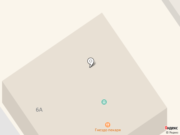 Анюта на карте Суздаля