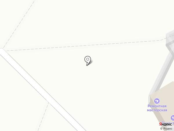 Мастерская на карте Владимира