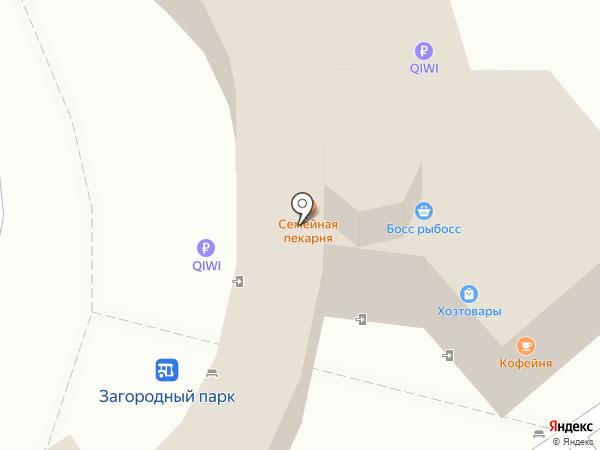 Белая роза на карте Владимира