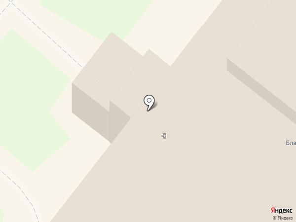 Государственный Владимиро-Суздальский музей-заповедник на карте Суздаля
