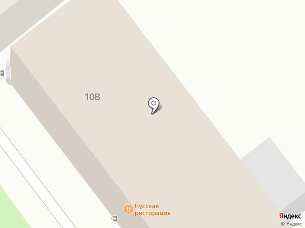 Художественный салон на карте Суздаля
