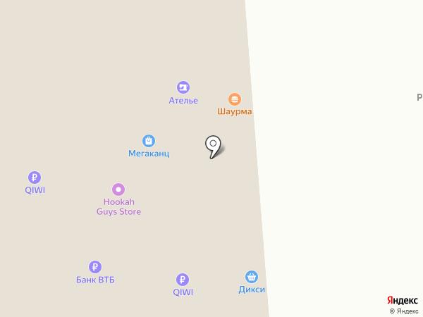 Любаша на карте Владимира