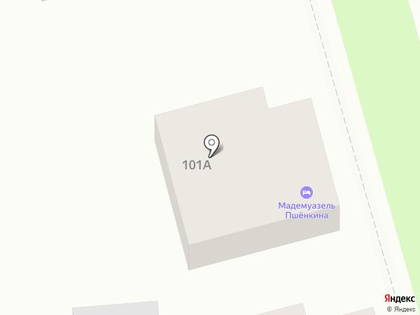 Kaleva на карте Суздаля