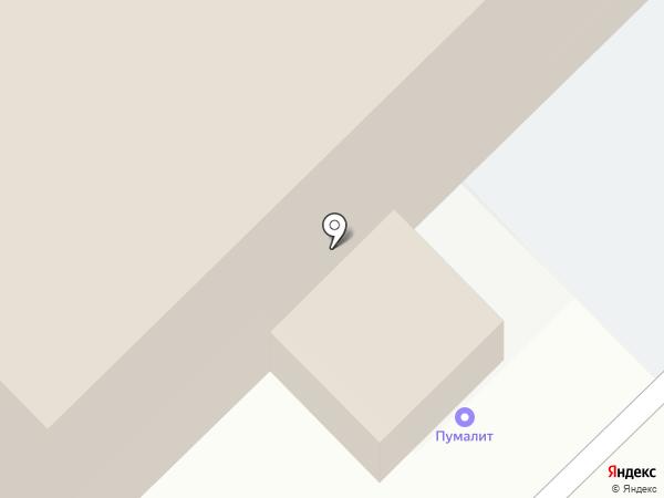 АРК на карте Владимира