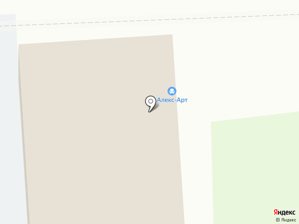 Теплица плюс на карте Владимира