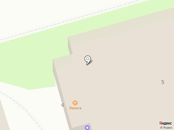 На Пинаихе на карте Суздаля