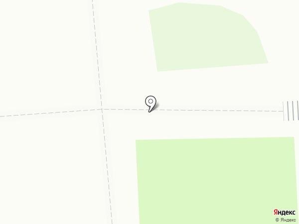 Киоск по продаже шаурмы на карте Владимира