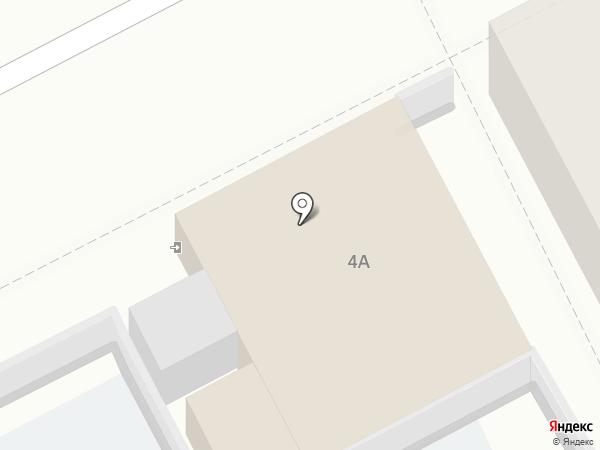 Островок на карте Суздаля