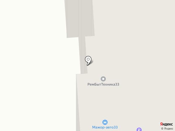 Beerman на карте Владимира