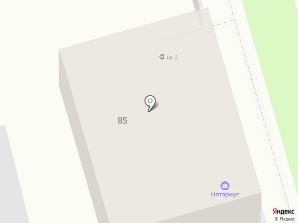 Нотариус Шмелева М.Ф. на карте Суздаля