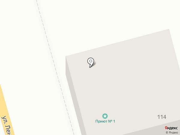 Приют для мальчиков №1 на карте Суздаля