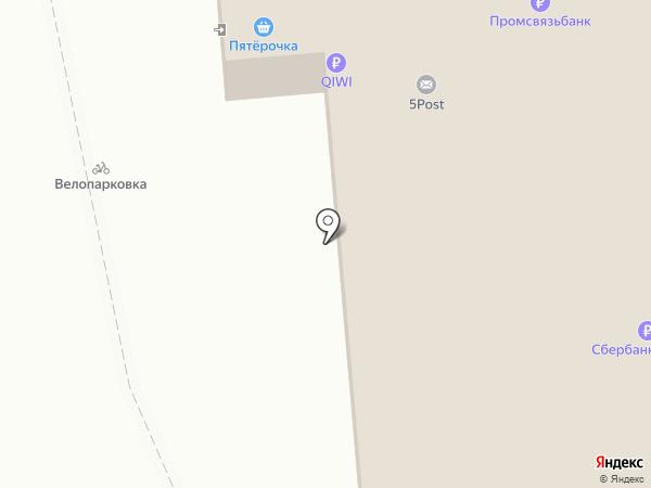 Почта Банк, ПАО на карте Владимира