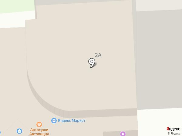 БАЛБЕТ на карте Владимира