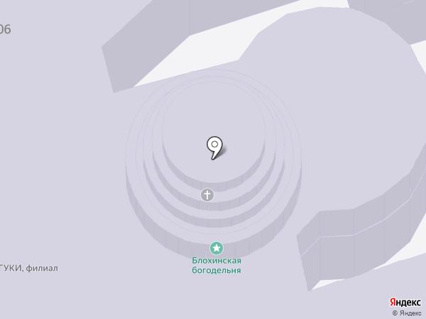 Санкт-Петербургский государственный университет культуры и искусств на карте Суздаля