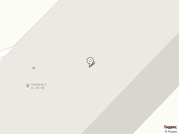 Уют, ТСЖ на карте Владимира