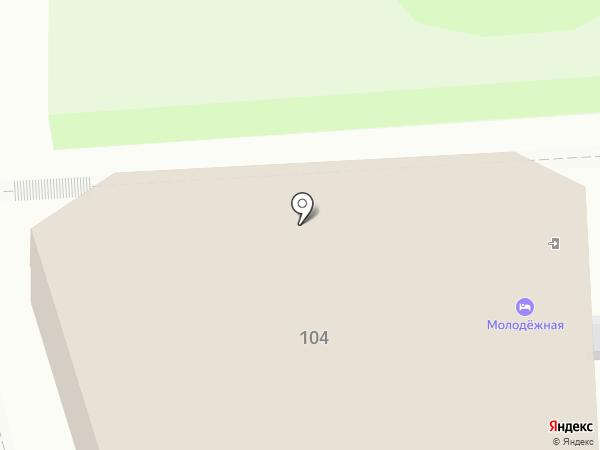 Центр развития физической культуры и спорта г. Суздаля на карте Суздаля
