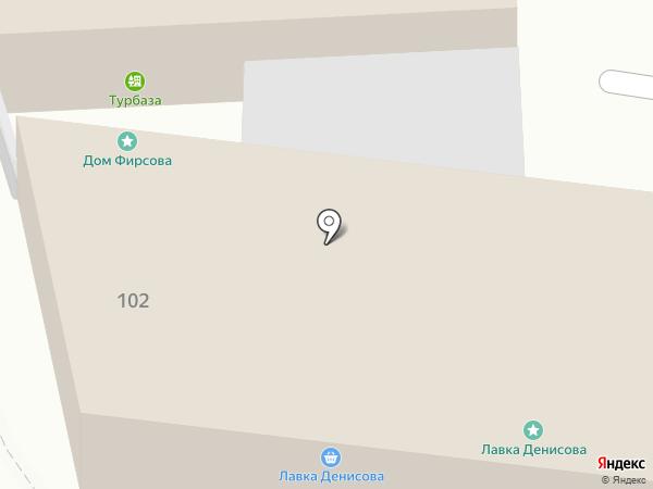 Молодежный на карте Суздаля