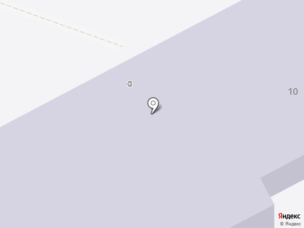 Детский сад №5 на карте Суздаля
