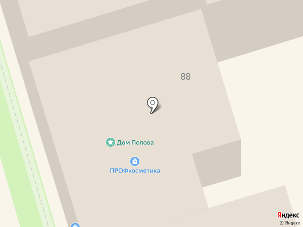 Салон фотоуслуг на ул. Ленина на карте Суздаля