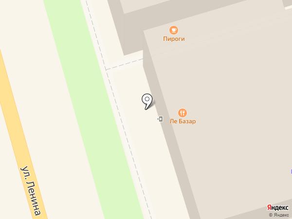 Le Bazar на карте Суздаля