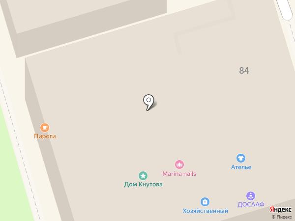 Продуктовый магазин на ул. Ленина на карте Суздаля