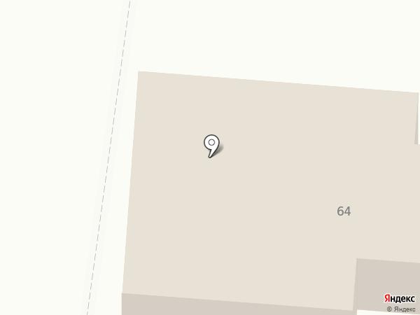 В центре Суздаля на карте Суздаля