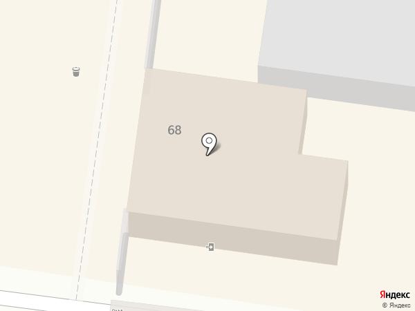 Суздальское лесничество на карте Суздаля