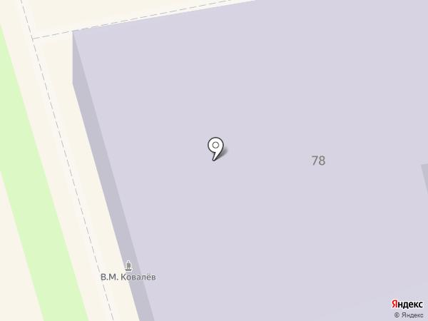 Районный организационно-методический центр г. Суздаля на карте Суздаля