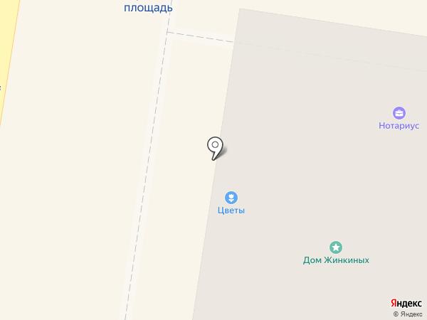 Магазин на карте Суздаля
