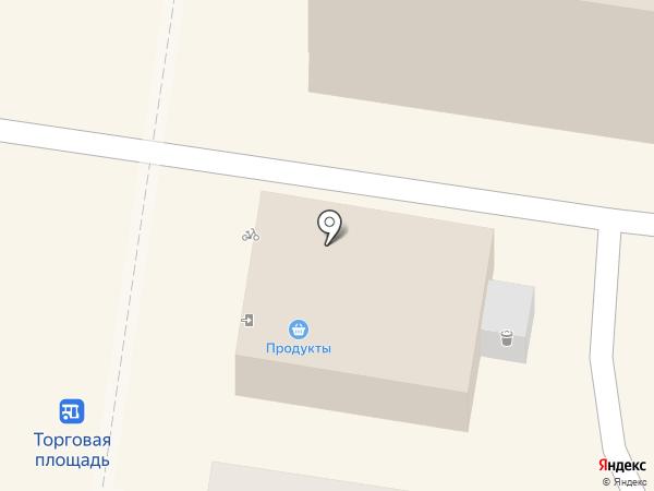 Суздальская лавка на карте Суздаля