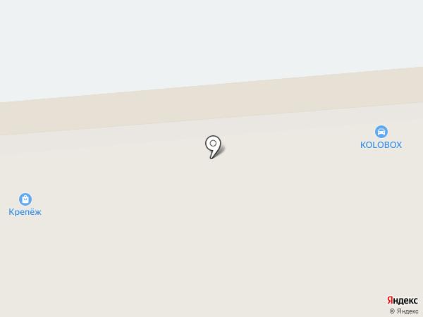 Автоасорти на карте Владимира