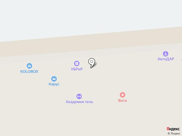 Экспертпроект-ВЛ на карте Владимира