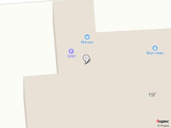 ПирГрад на карте Владимира