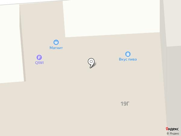 Уют на карте Владимира