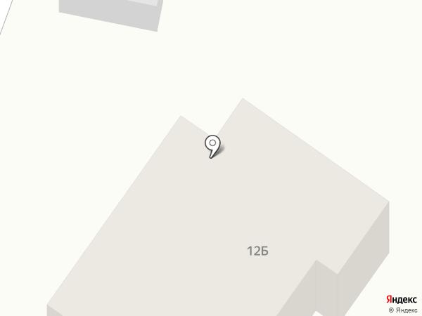 Любимцевых на карте Суздаля