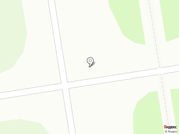 Цветочный салон на карте Суздаля