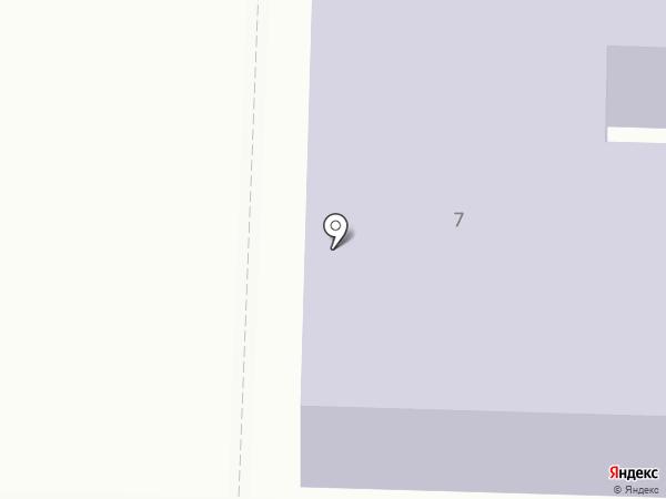 Суздальская православная гимназия, НОУ на карте Суздаля