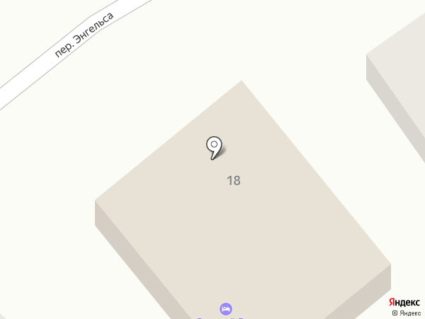 Петров дом на карте Суздаля