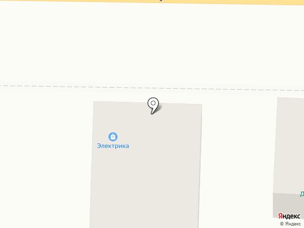 Электрика на карте Суздаля