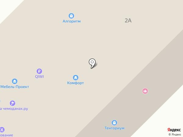Колорит мебель Style на карте Владимира