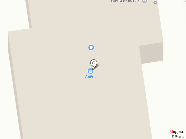 Жилкомхоз на карте Суздаля