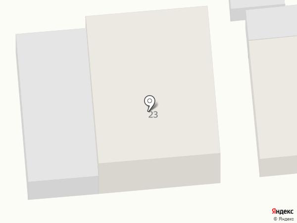 Гостевой дом Шуваловых на карте Суздаля