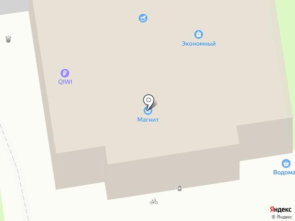 Сomepay на карте Суздаля