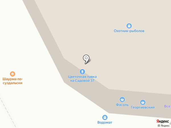 РЕСО-Гарантия, СПАО на карте Суздаля